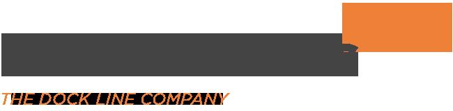 Print & Design by The Dock Line Company Logo (retina)