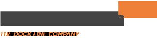Print & Design by The Dock Line Company Logo (standard)