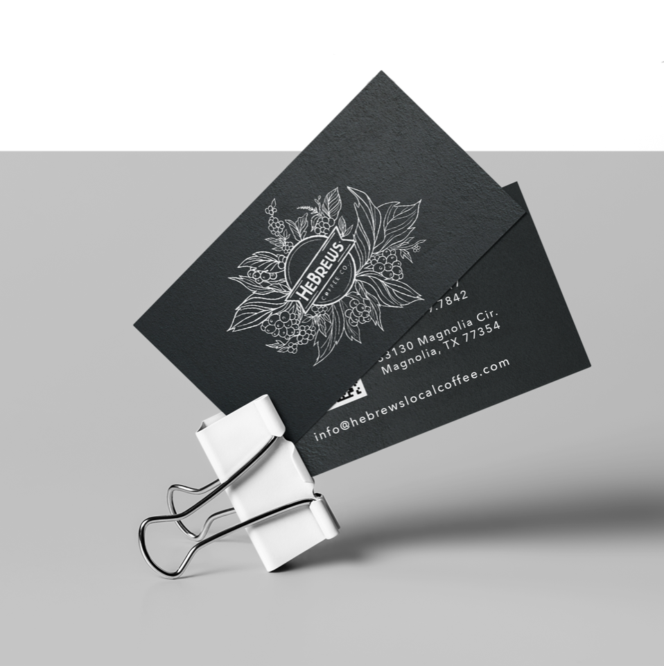 Business Card Design Service from The Dock Line Coompany