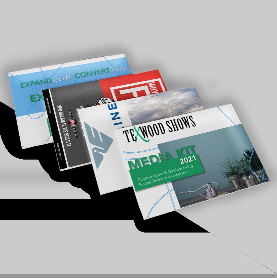 Media Kit Creation from The Dock Line Company